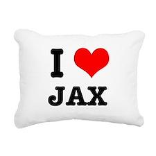 JAX.png Rectangular Canvas Pillow