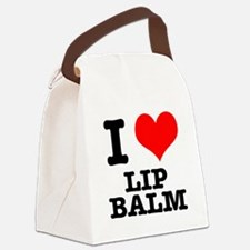 LIP BALM.png Canvas Lunch Bag