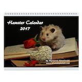 Hamster Wall Calendars