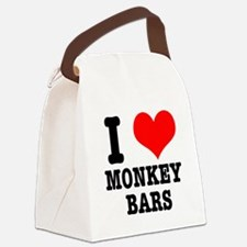 MONKEY BARS.png Canvas Lunch Bag