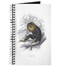Wanderoo Monkey Journal