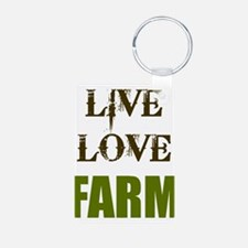LIVE LOVE FARM (only) Keychains