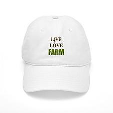 LIVE LOVE FARM (only) Baseball Cap