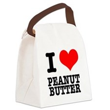 PEANUT BUTTER.png Canvas Lunch Bag