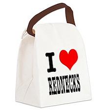 REDNECKS.png Canvas Lunch Bag