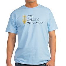 Me A Lyre? T-shirt - Men's T-Shirt