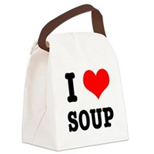 SOUP.png Canvas Lunch Bag