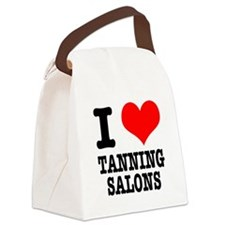 TANNING SALONS.png Canvas Lunch Bag