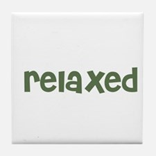 relaxed Tile Coaster