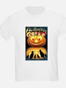 Halloween Children Kids T-Shirt