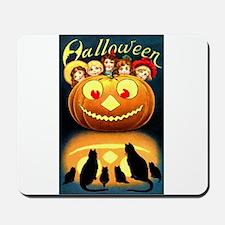 Halloween Children Mousepad
