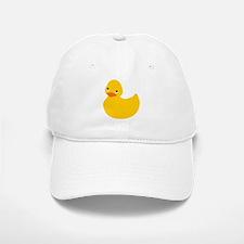 Yellow Duckie Baseball Baseball Cap