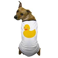 Yellow Duckie Dog T-Shirt