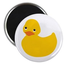 Yellow Duckie Magnet