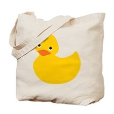 Yellow Duckie Tote Bag