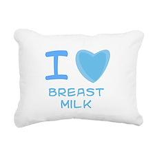breast milk boy.png Rectangular Canvas Pillow
