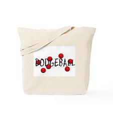 DODGEBALL2.jpg Tote Bag