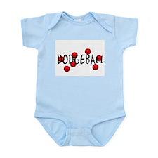 DODGEBALL2.jpg Infant Bodysuit