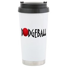 DODGEBALL1.jpg Travel Mug