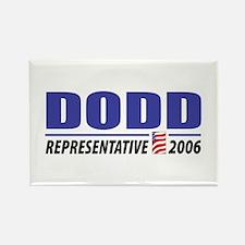 Dodd 2006 Rectangle Magnet