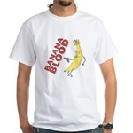 Banana Blood White T-Shirt