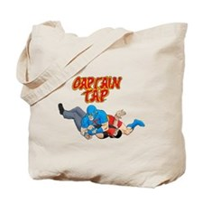 Captain Tap Tote Bag