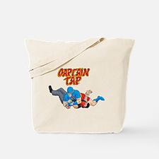 Captain Tap Tote Bag