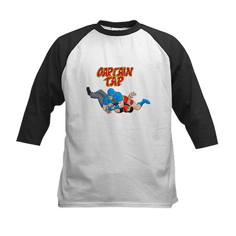 Captain Tap Kids Baseball Jersey