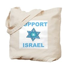 Support Israel Star of David Tote Bag