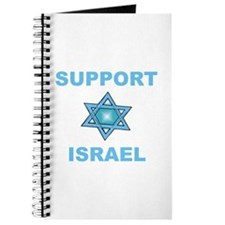 Support Israel Star of David Journal