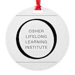 OLLI Round Ornament
