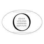 OLLI Sticker (Oval 10 pk)