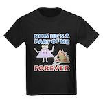 Forever Kids Dark T-Shirt