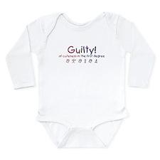 Guilty! Body Suit