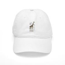 Giraffe Baseball Cap