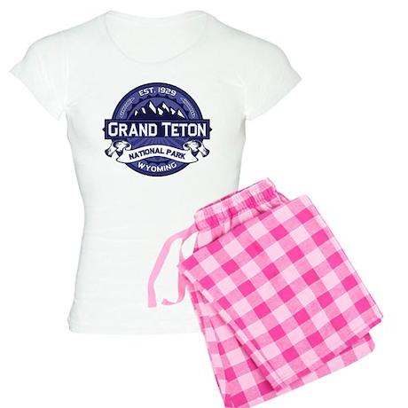 Grand Teton Midnight Women's Light Pajamas
