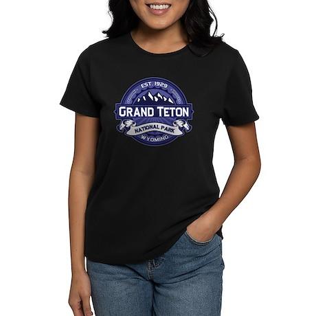 Grand Teton Midnight Women's Dark T-Shirt