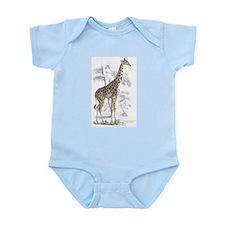 Giraffe Infant Creeper