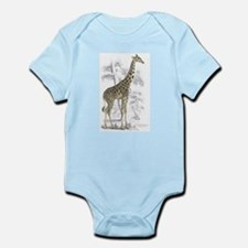 Giraffe Infant Creeper