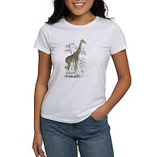 Giraffe (Front) Tee