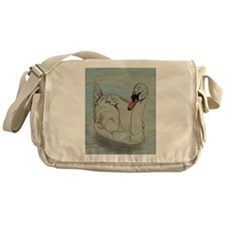 Mute Swan Messenger Bag