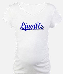 Linville, Blue, Aged Shirt