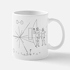 Pioneer Plaque Mug