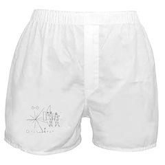 Pioneer Plaque Boxer Shorts