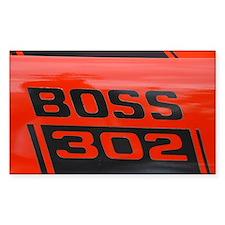 Boss Decal