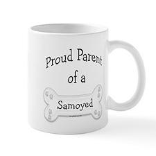 Proud Parent of a Samoyed Mug