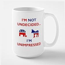 Unimpressed Mug