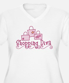 Shopping Diva T-Shirt