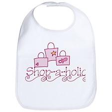 Shop-a-holic Bib