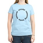 Circular Reasoning Women's Light T-Shirt